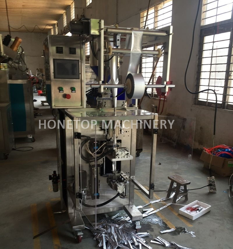 Special stick liquid packing machine
