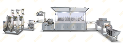The working principle of 10 knife paper straw making machine