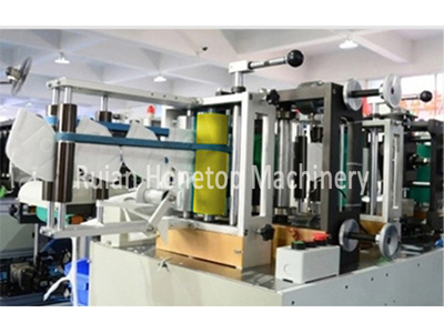 Automatic n95 face mask machine making