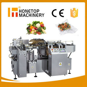 Rotary Vacuum Rotary Filling And Sealing Machine High Quality
