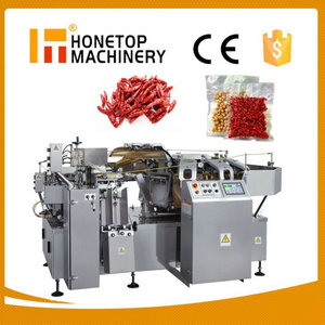 Full Automatic Rotary Vacuum Food Packing Machine Discount