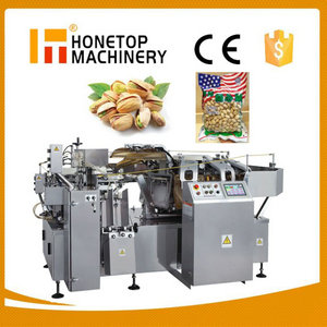 Premade Pouch Fill Seal Vacuum Packing Machinery In China