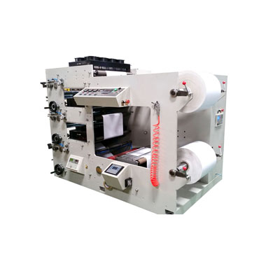3 Color Paper Flexo Printing Machine