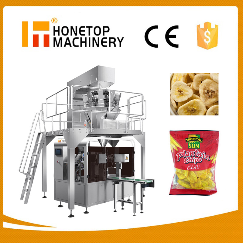 automatic vertical snacks packing machine